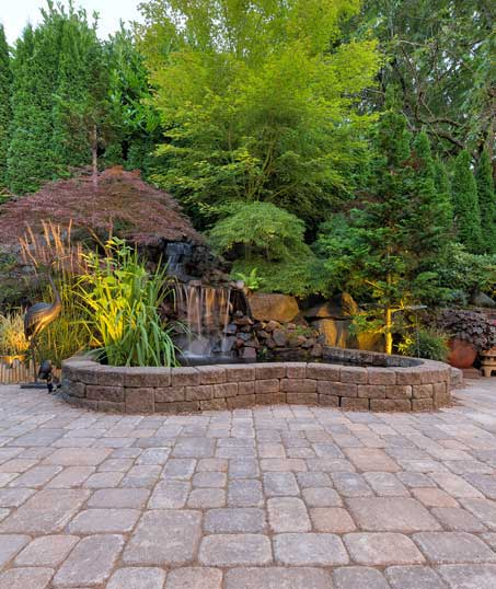 Tom's Picture Perfect Landscape Residential Brick Pavers