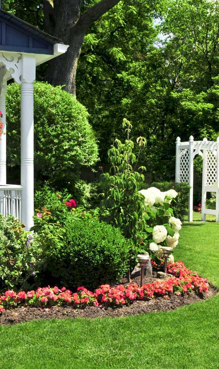 Tom's Picture Perfect Landscape Residential Landscaping