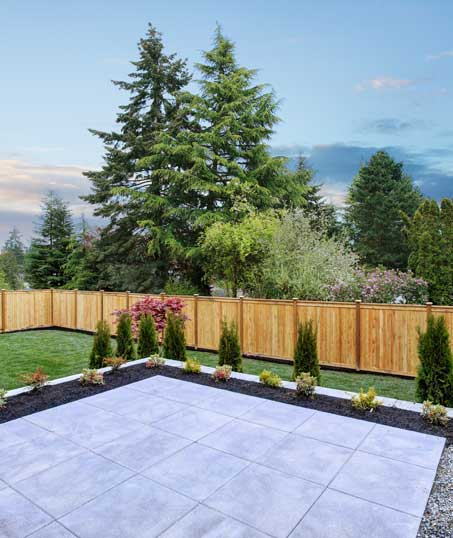 Tom's Picture Perfect Landscape Residential Patio Construction