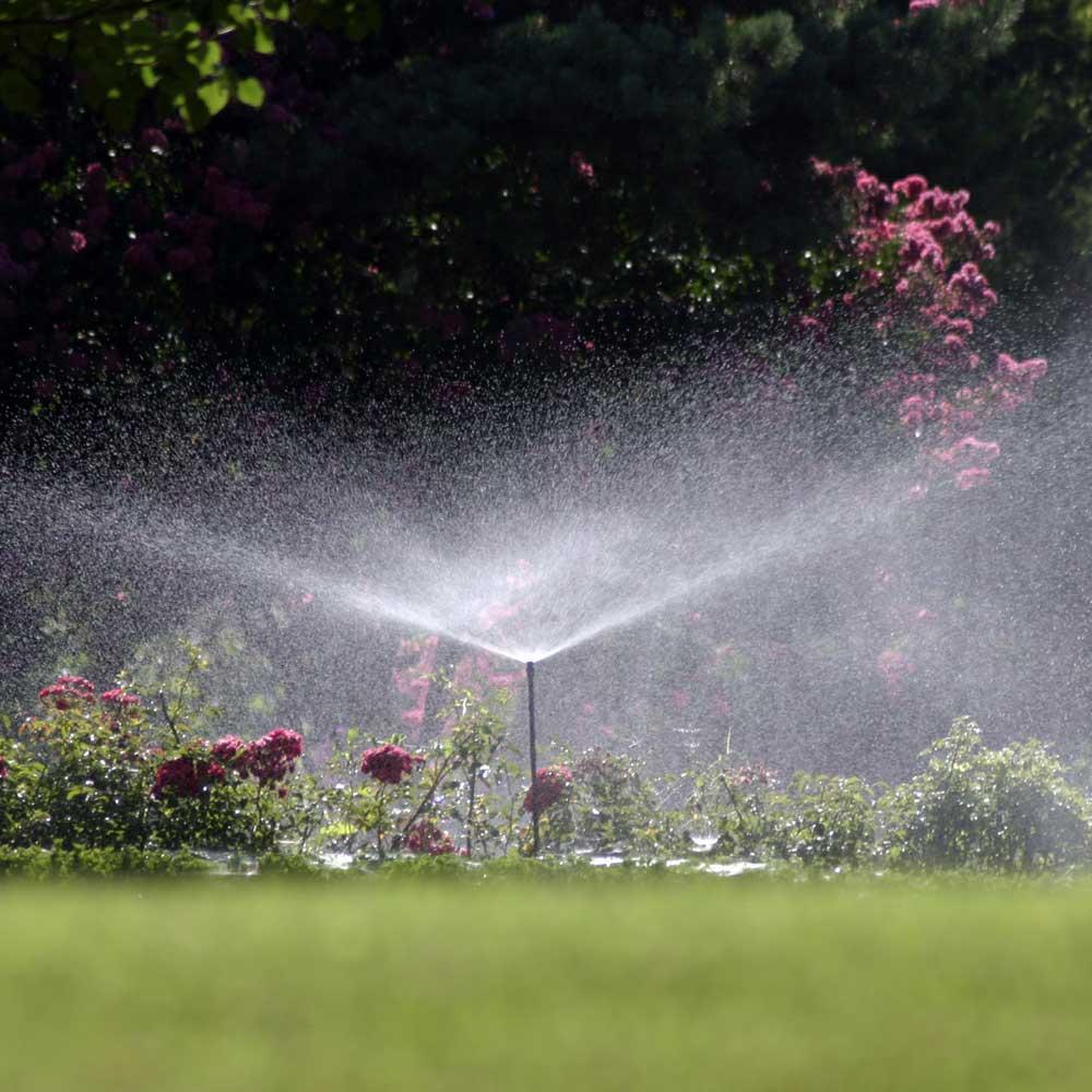 Sprinkler Installation Service