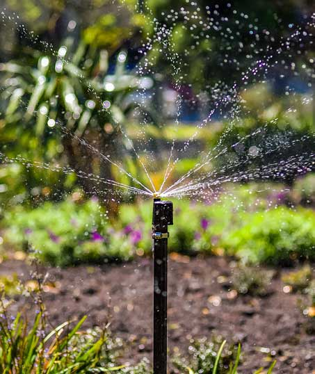 Tom's Picture Perfect Landscape Residential Sprinkler System Repairs